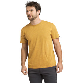 Prana Camiseta manga larga Hombre, marigold heather